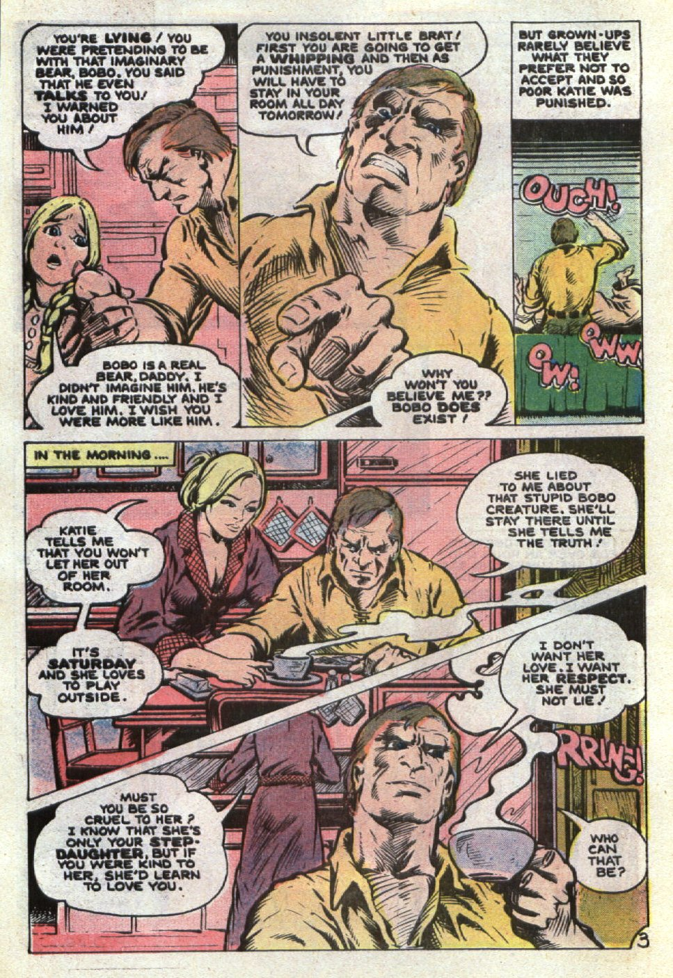 Read online Scary Tales comic -  Issue #21 - 26