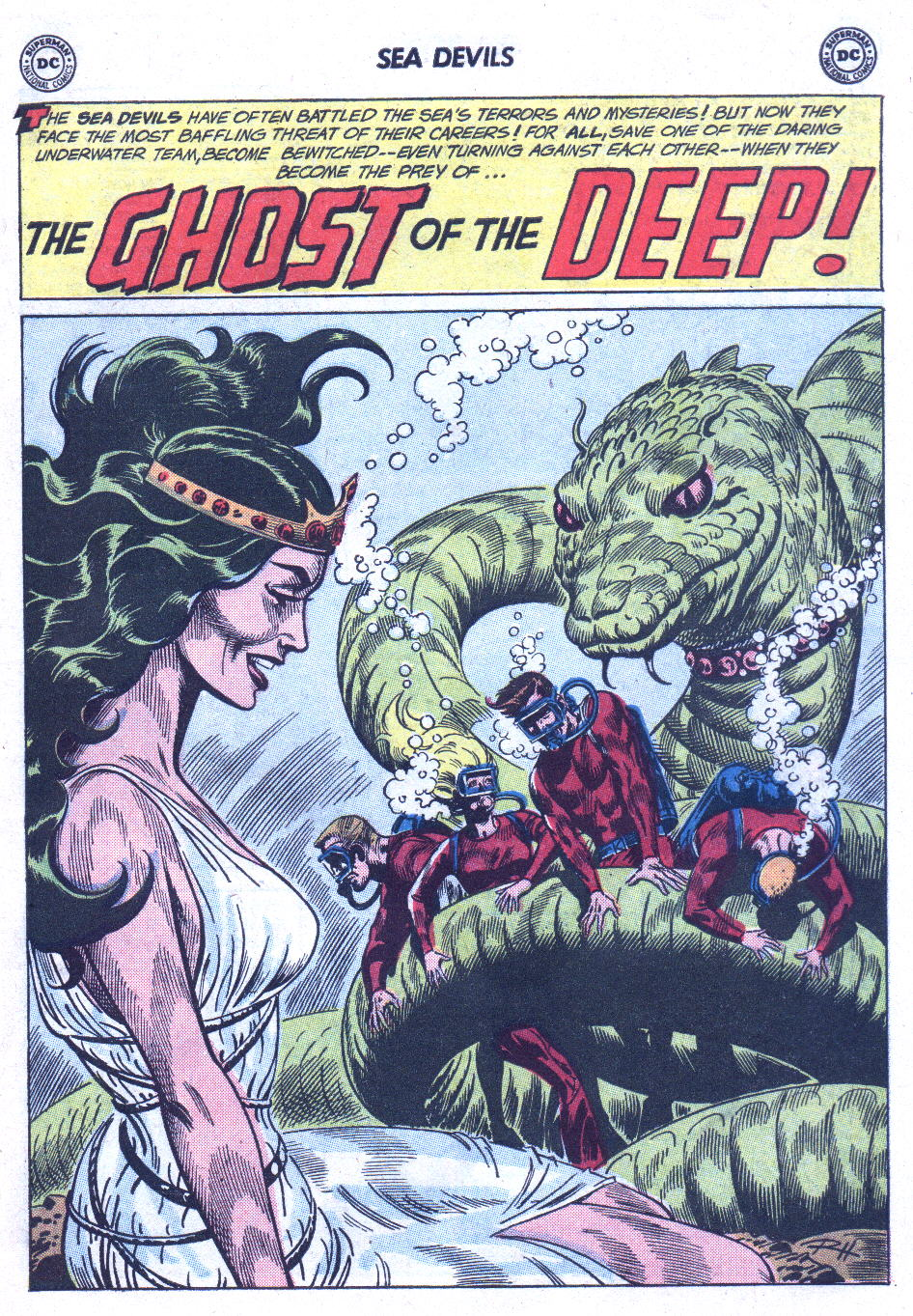 Read online Sea Devils comic -  Issue #3 - 20
