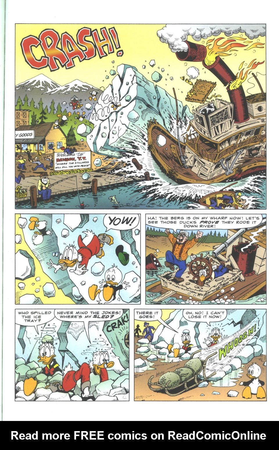 Uncle Scrooge (1953) Issue #350 #350 - English 27