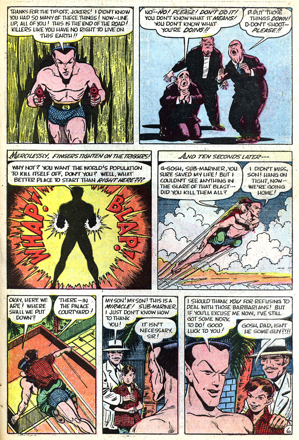 Sub-Mariner Comics #38 #38 - English 32