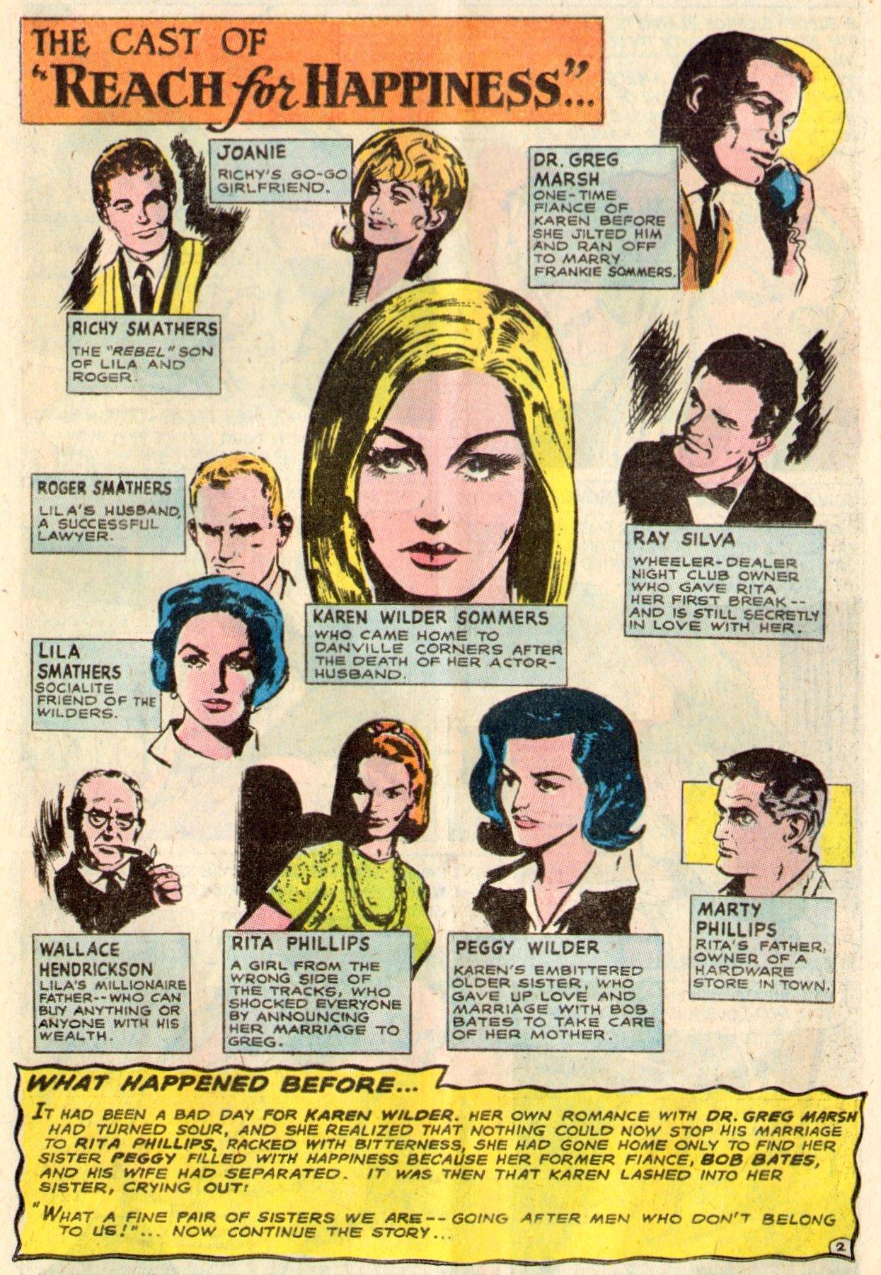 Read online Secret Hearts comic -  Issue #117 - 21