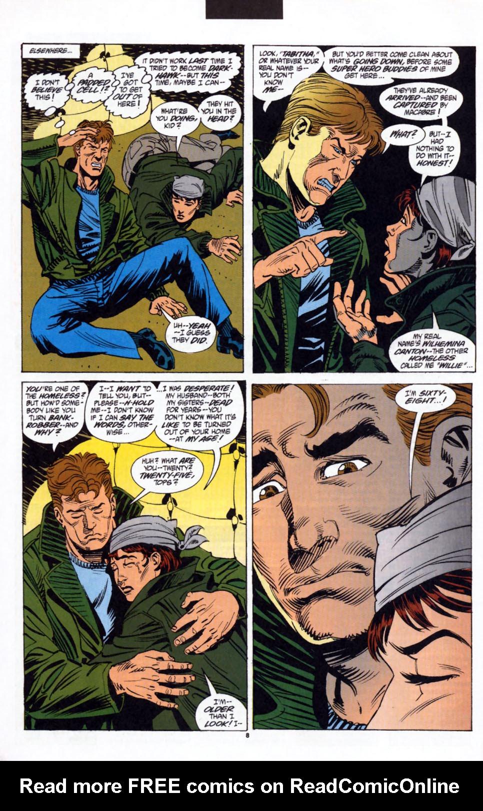 Read online Secret Defenders comic -  Issue #3 - 7