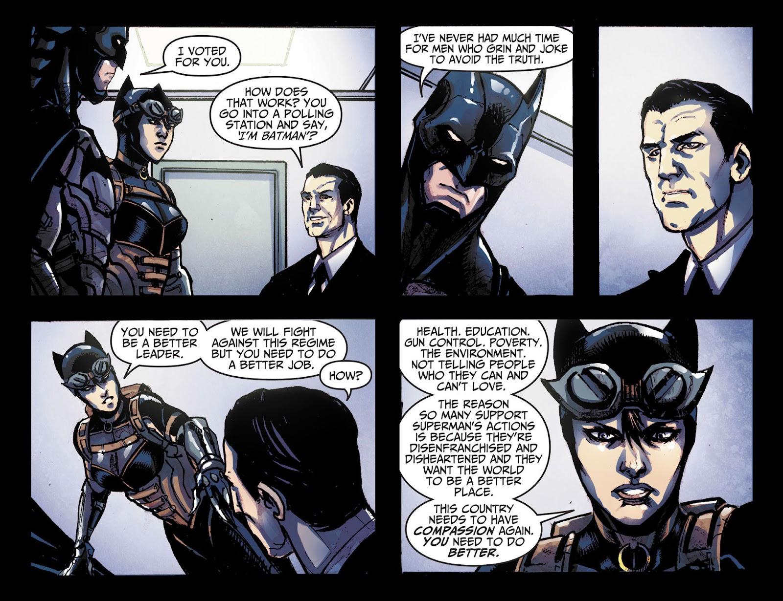 Injustice: Gods Among Us [I] Issue #18 #19 - English 13