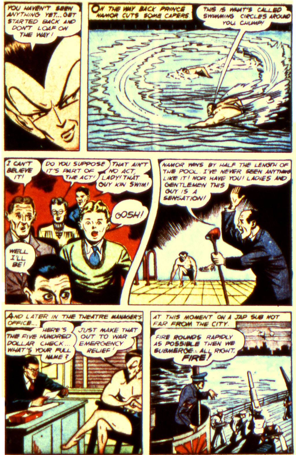 Sub-Mariner Comics Issue #12 #12 - English 7