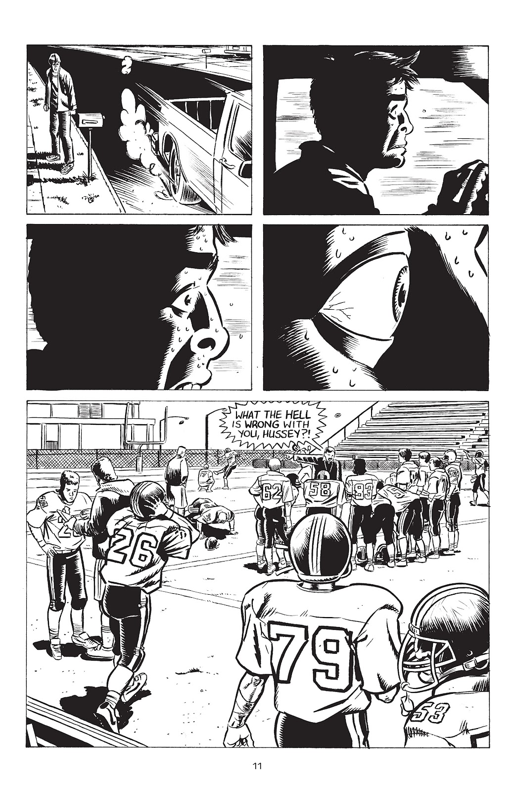 Stray Bullets Issue #34 #34 - English 13