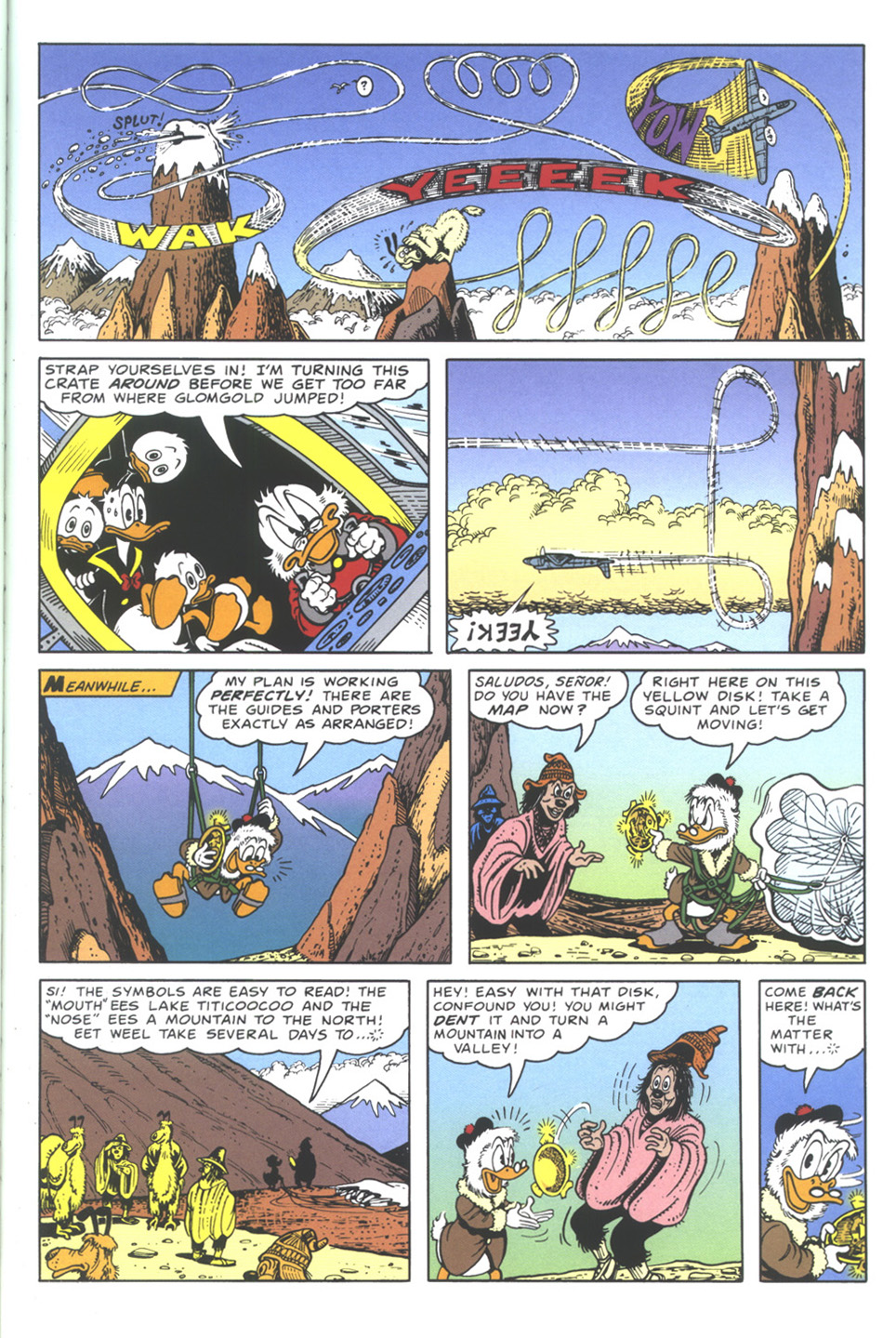 Uncle Scrooge (1953) Issue #335 #335 - English 11