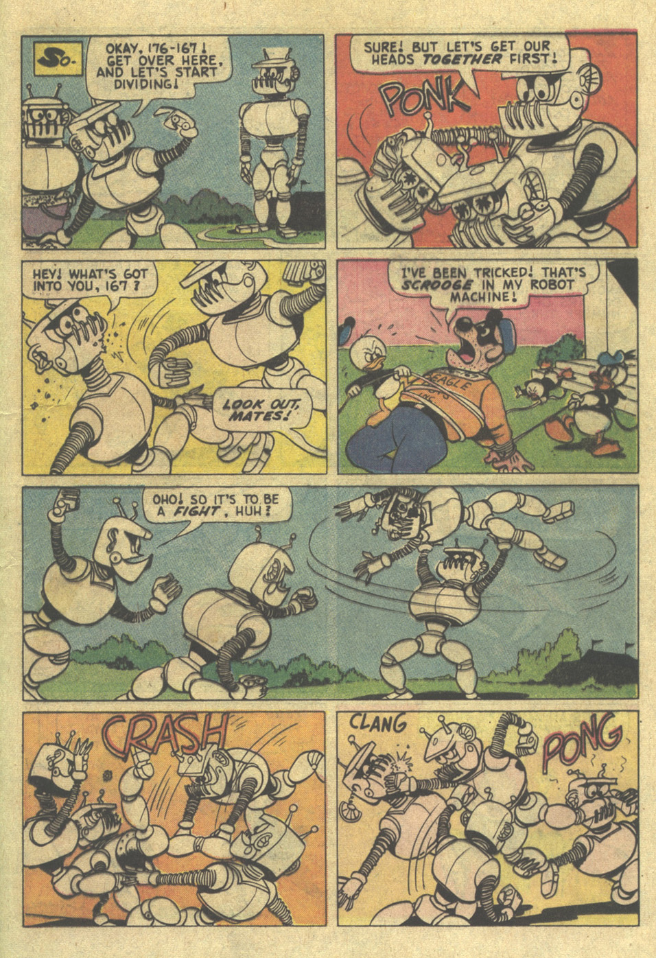 Uncle Scrooge (1953) Issue #115 #115 - English 25