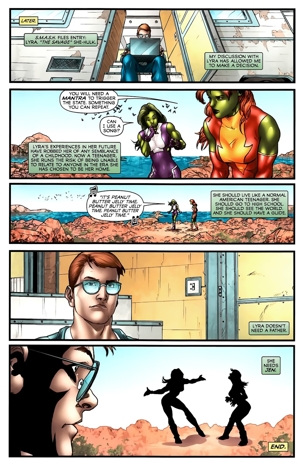 Incredible Hulks (2010) Issue #619 #9 - English 33