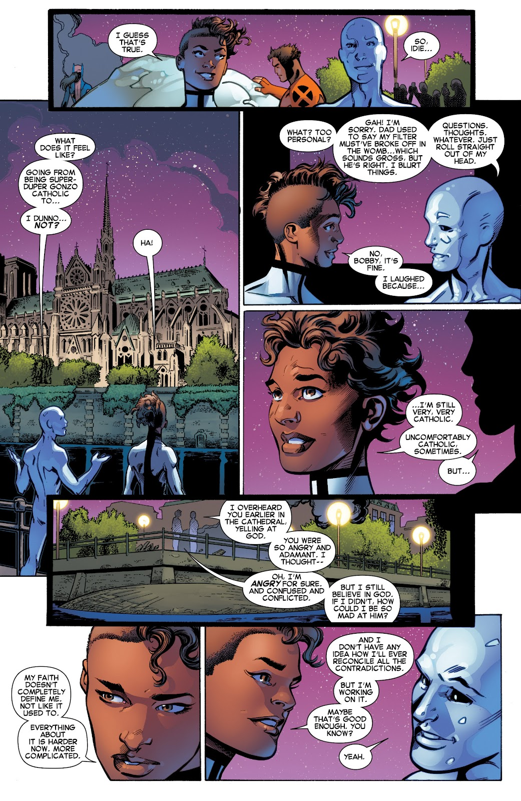 All-New X-Men (2016) Issue #6 #8 - English 19