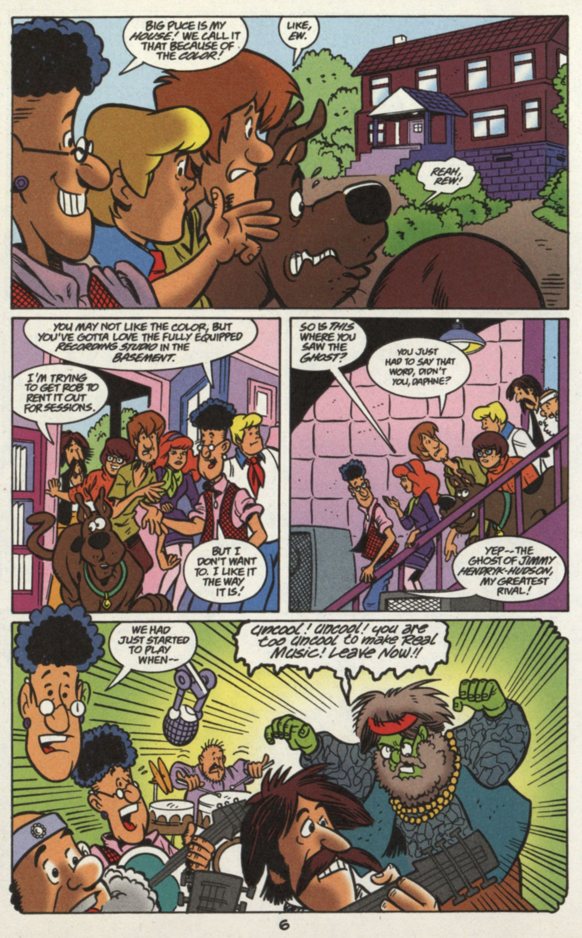 Read online Scooby-Doo (1997) comic -  Issue #16 - 5