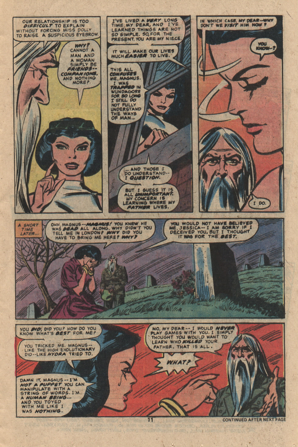 Spider-Woman (1978) Issue #3 #3 - English 8