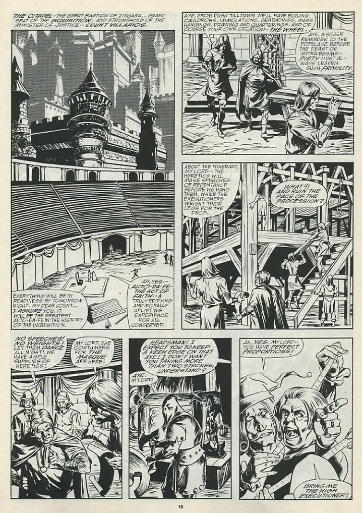 The Savage Sword Of Conan Issue #185 #186 - English 12