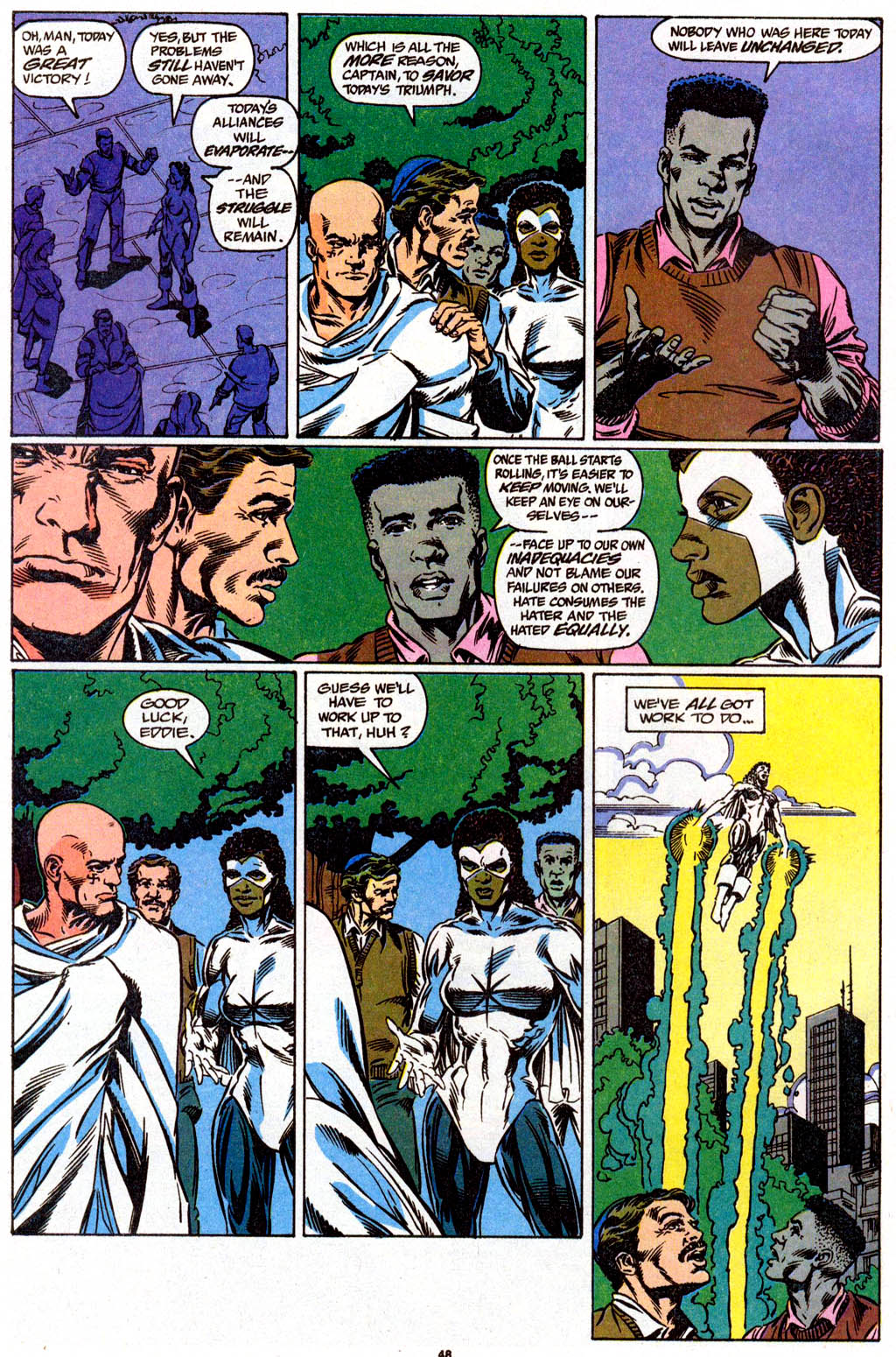 Captain Marvel (1989) 2 Page 40