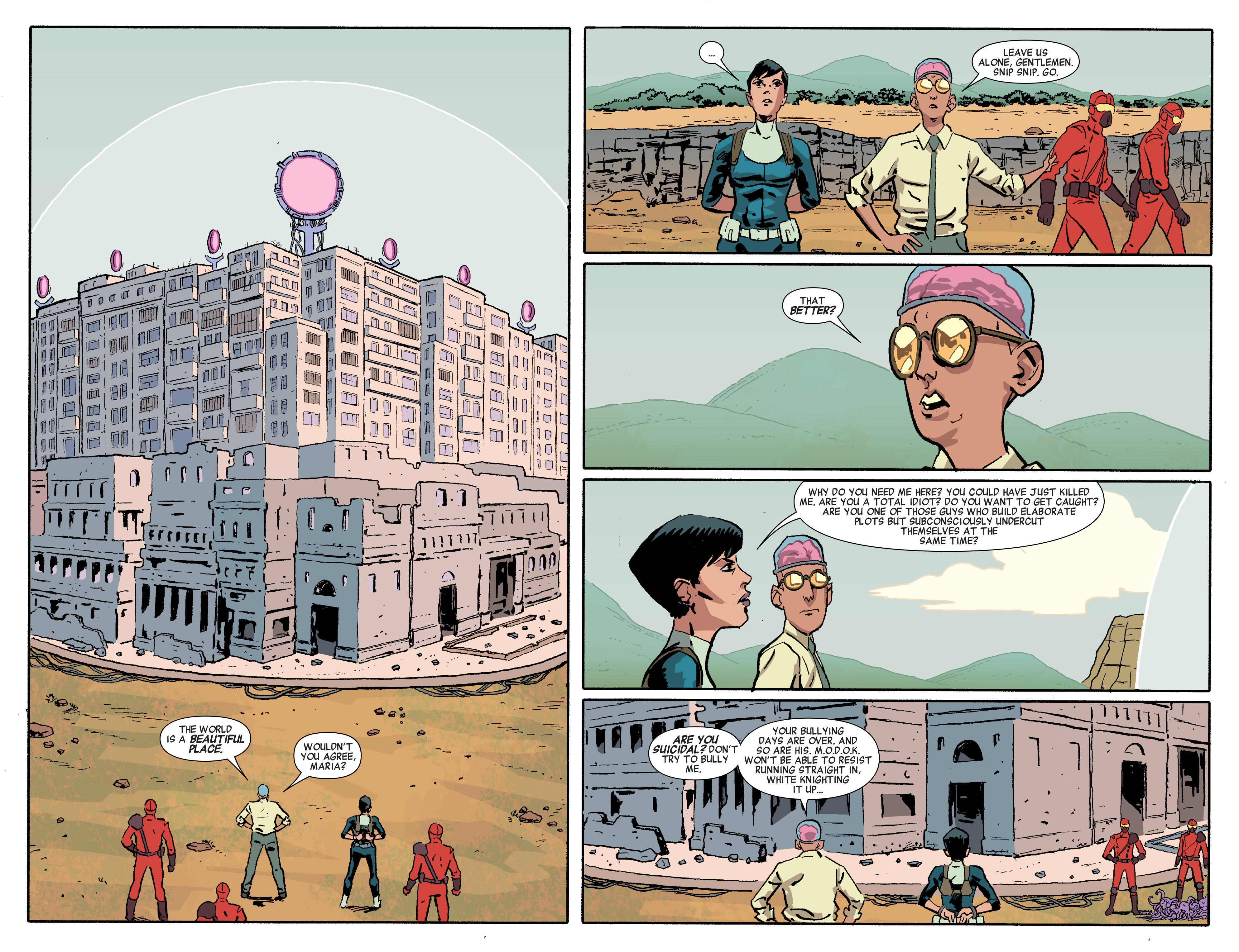 Read online Secret Avengers (2014) comic -  Issue #12 - 17