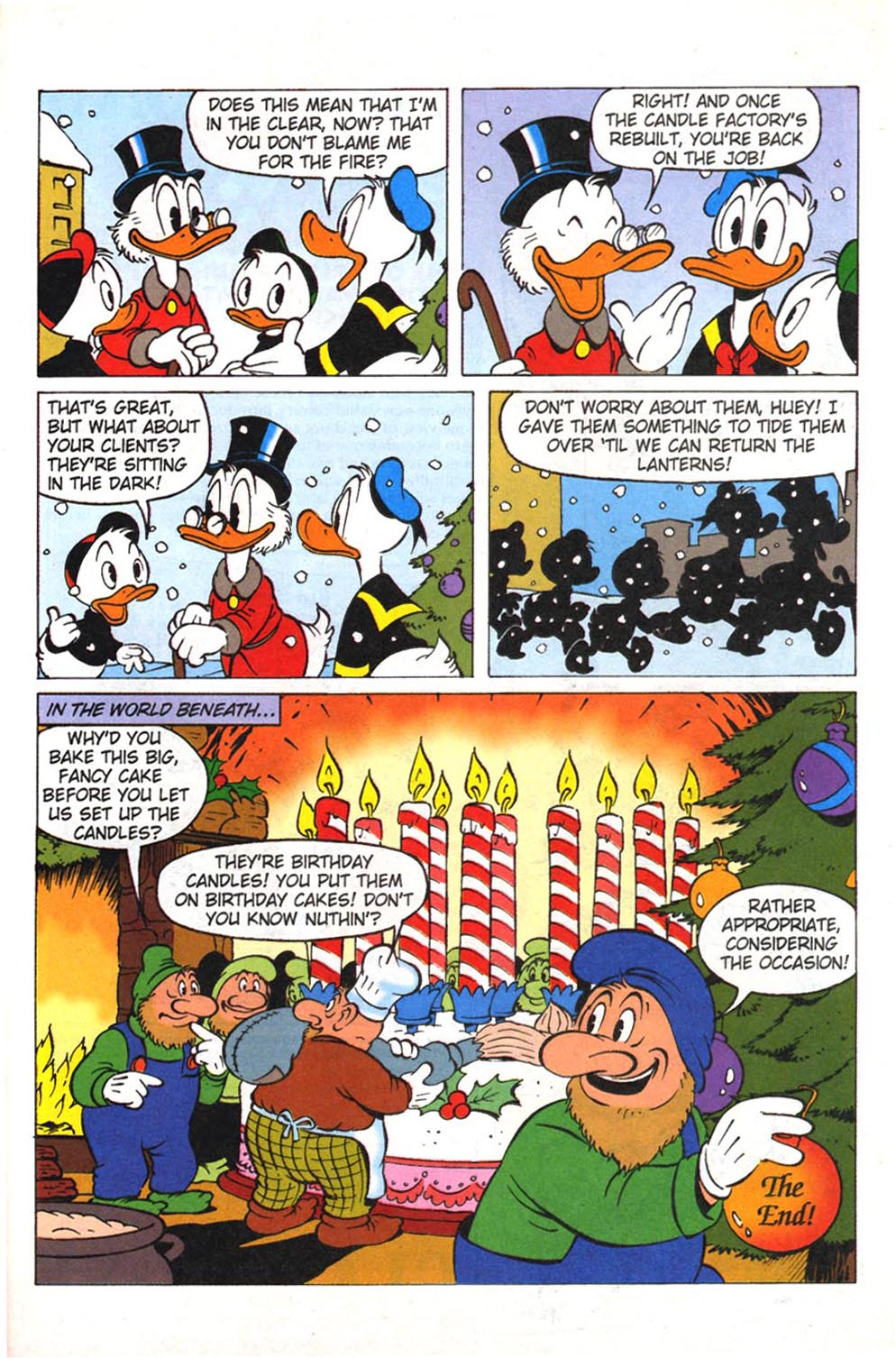 Uncle Scrooge (1953) Issue #308 #308 - English 24