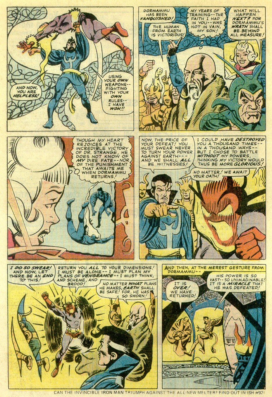 Strange Tales (1951) Issue #188 #190 - English 28