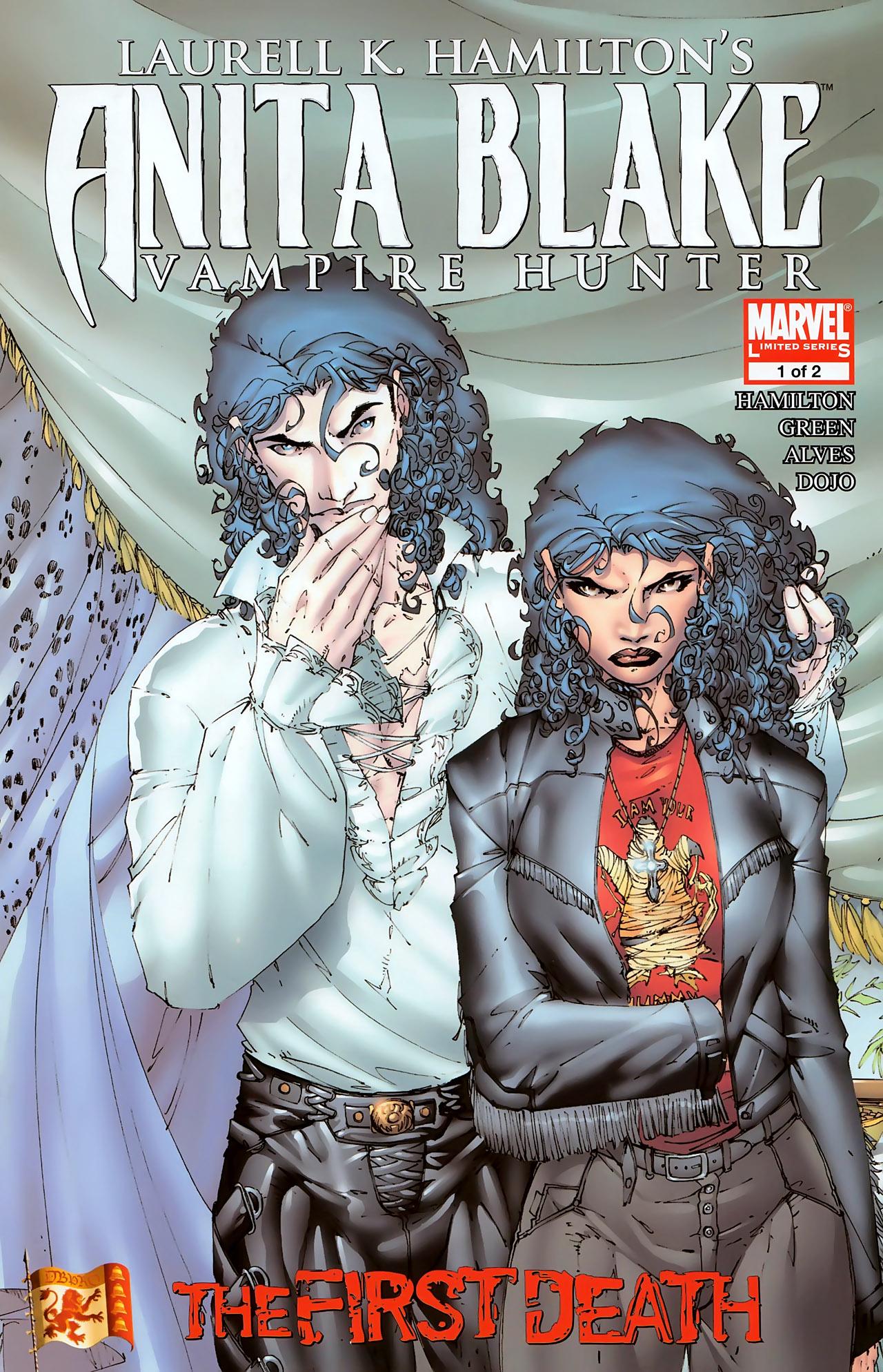 Anita Blake, Vampire Hunter: The First Death 1 Page 1