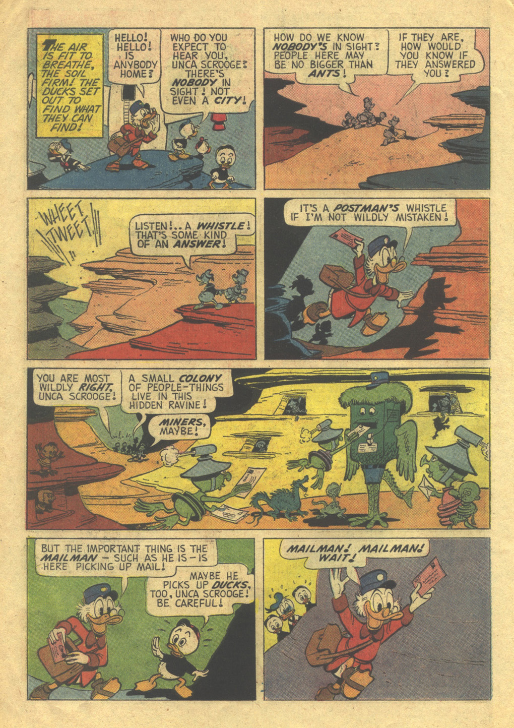 Uncle Scrooge (1953) Issue #53 #53 - English 10