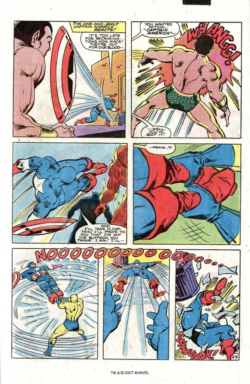 Captain America (1968) _Annual 6 #6 - English 35