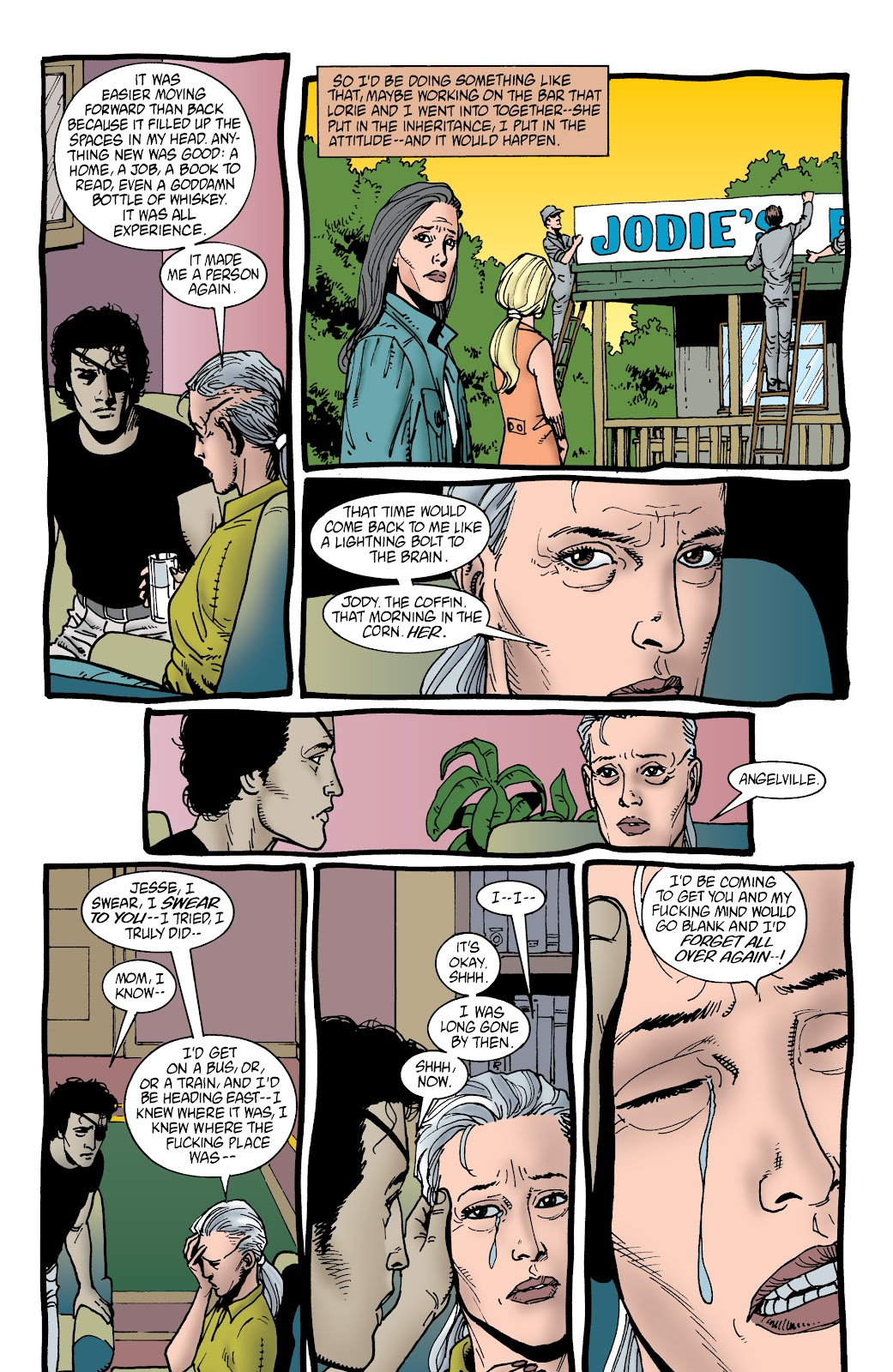 Preacher Issue #43 #52 - English 14