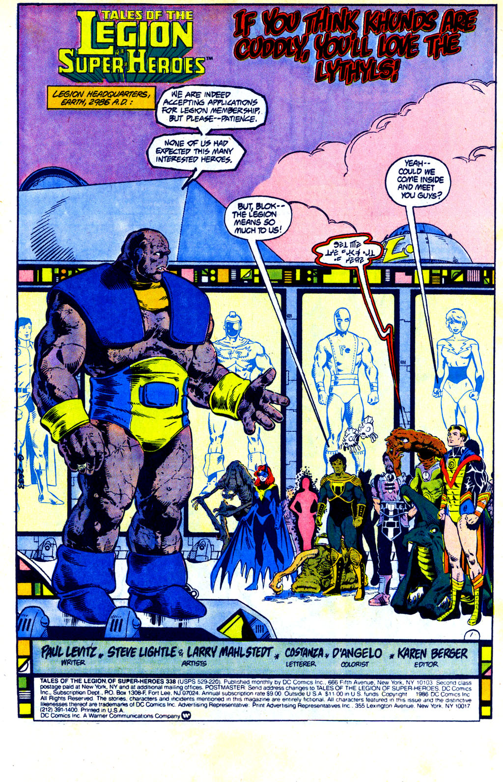Tales of the Legion Issue #338 #25 - English 2