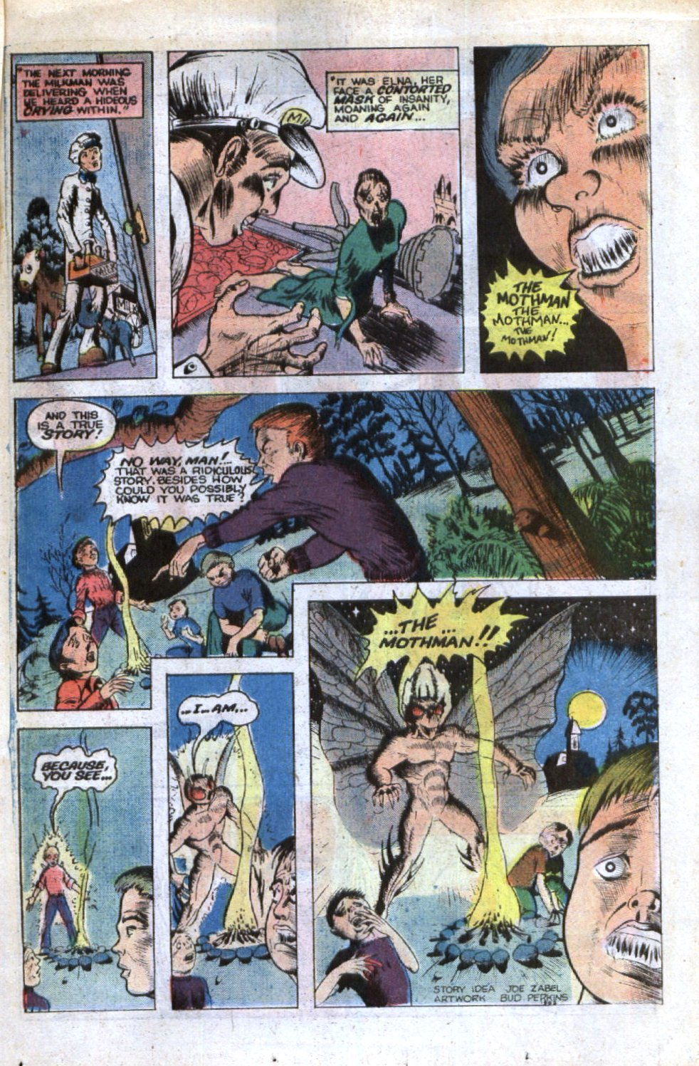 Read online Scary Tales comic -  Issue #37 - 19