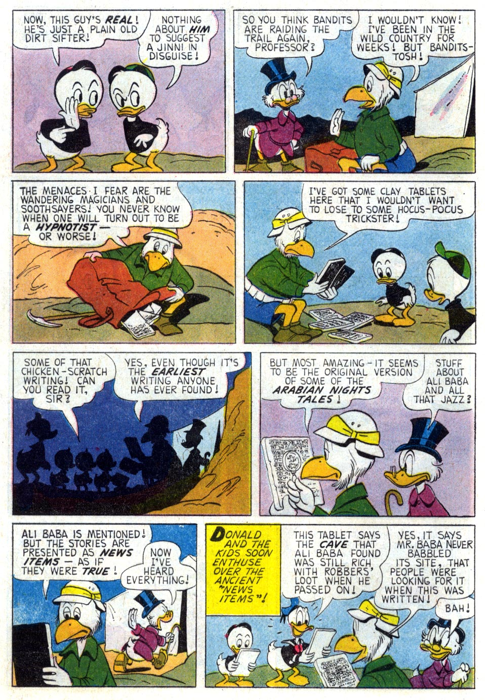 Uncle Scrooge (1953) Issue #37 #37 - English 8