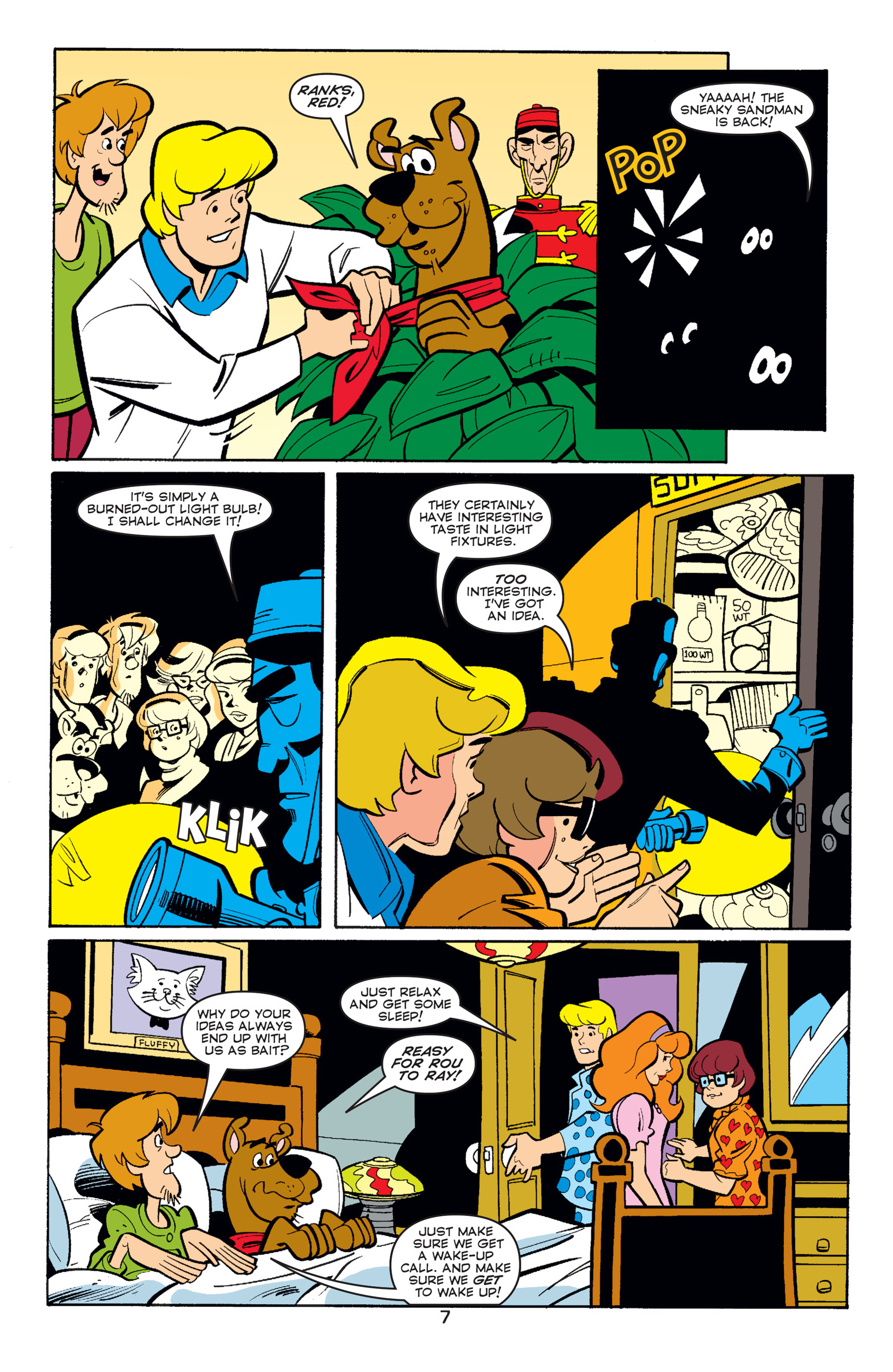 Read online Scooby-Doo (1997) comic -  Issue #59 - 20