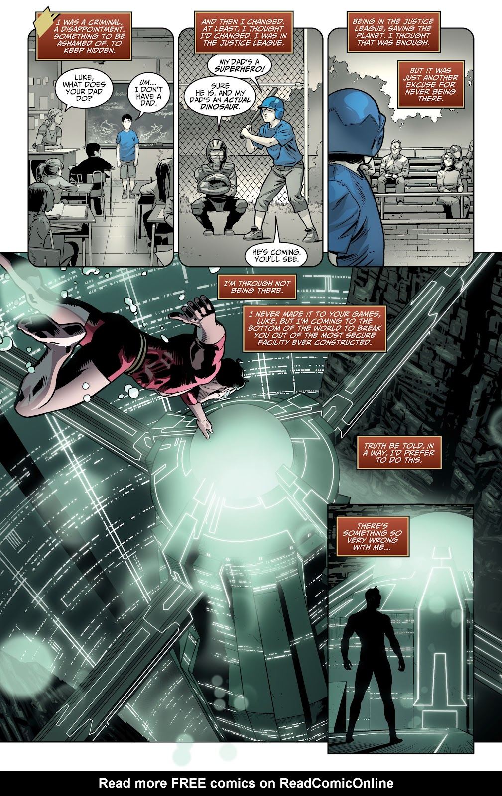 Injustice: Gods Among Us Year Four _Annual 1 #1 - English 21