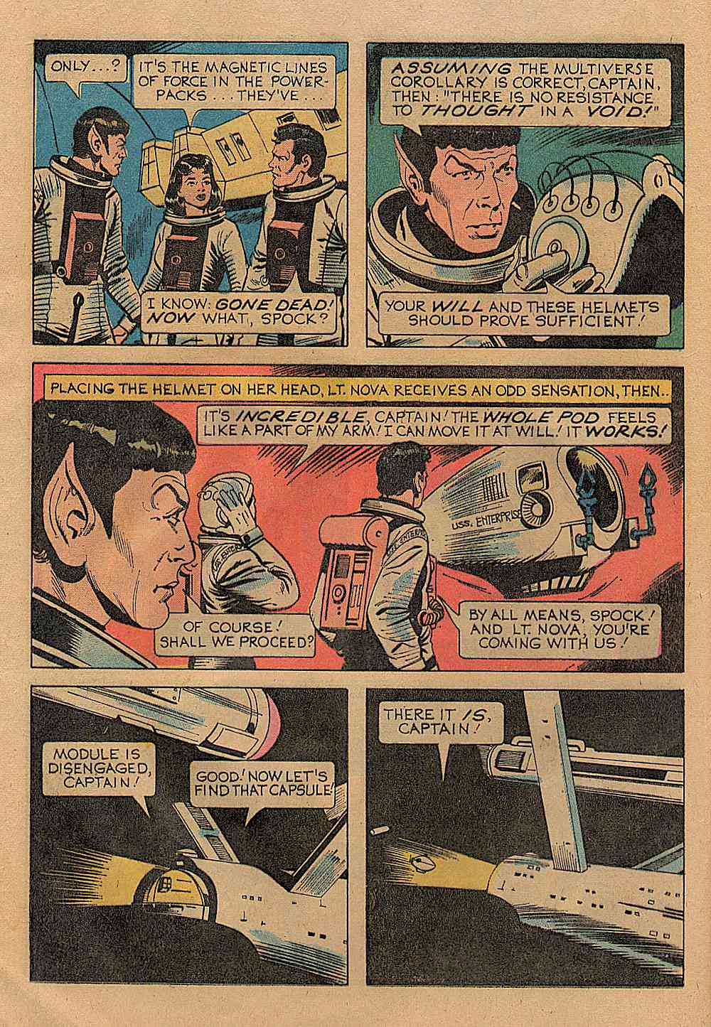 Star Trek (1967) Issue #33 #33 - English 10