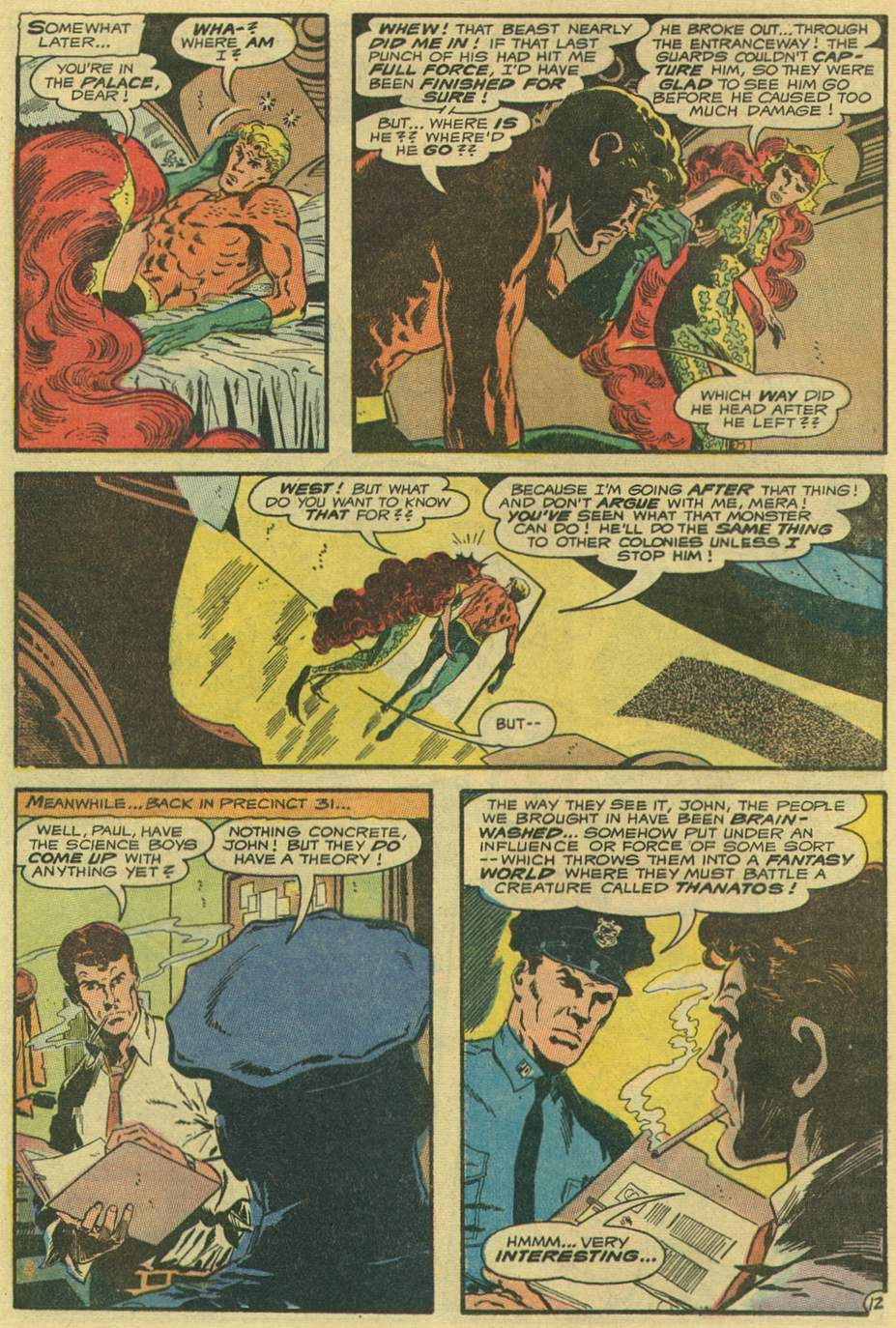 Aquaman (1962) Issue #54 #54 - English 16