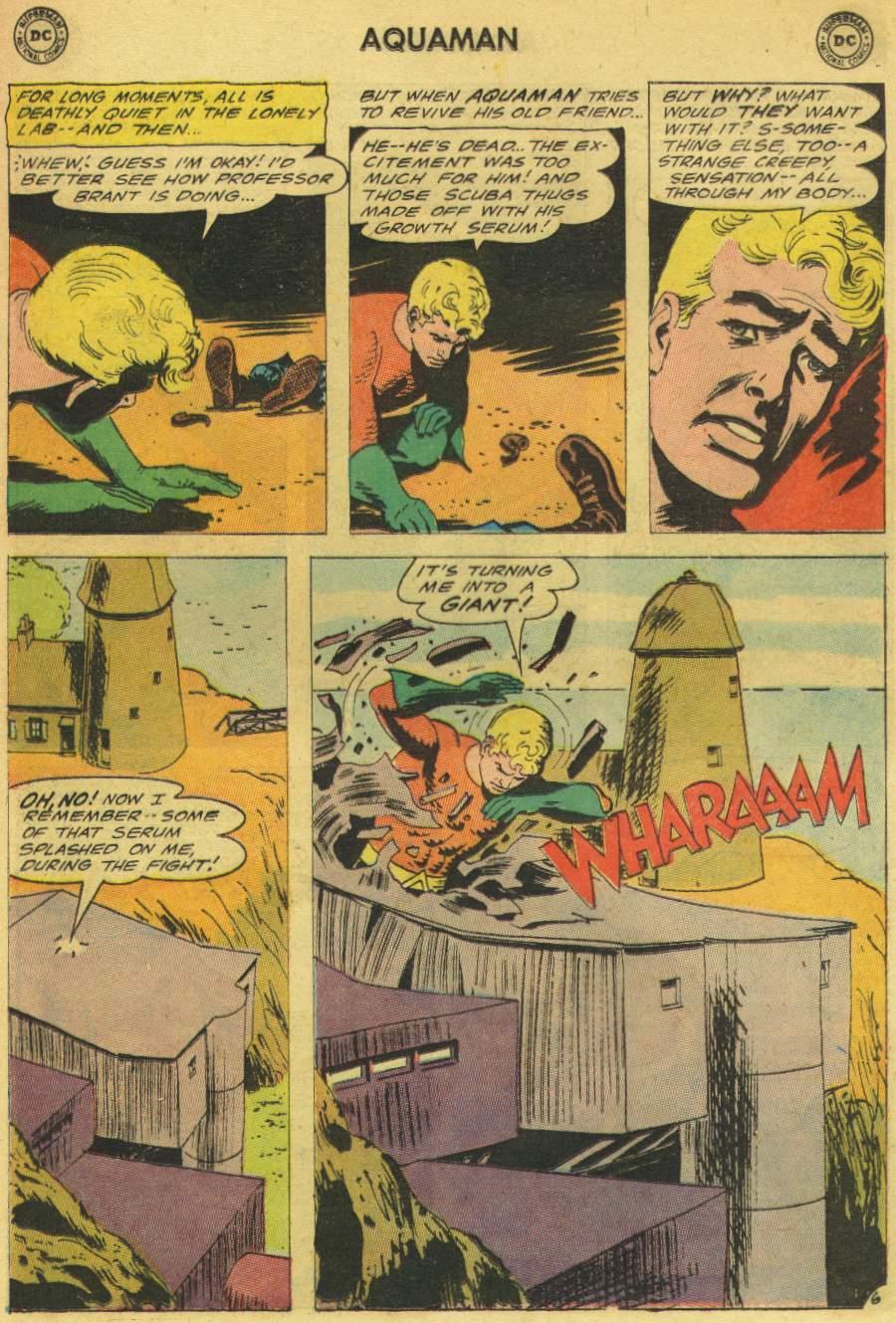 Aquaman (1962) Issue #21 #21 - English 9