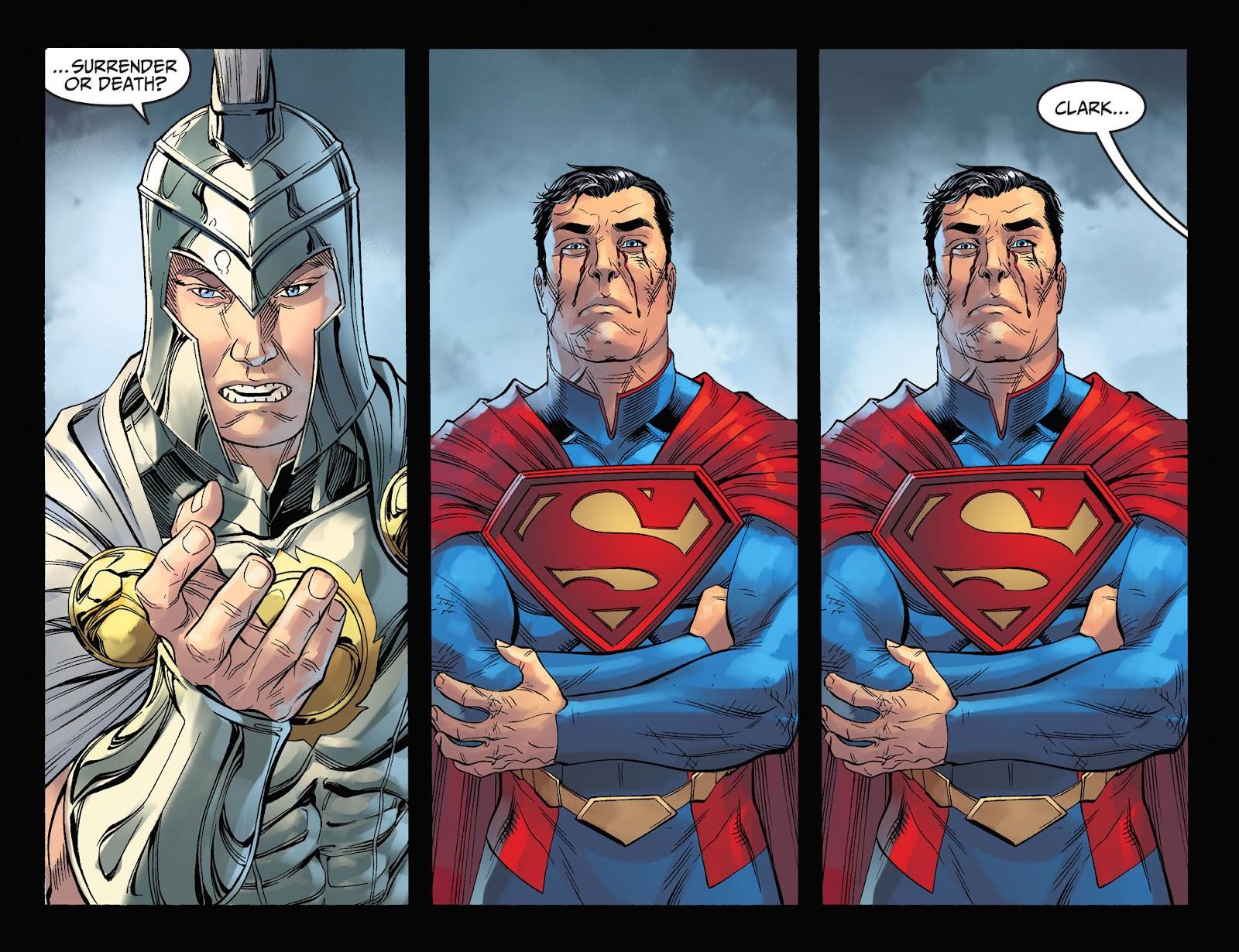 Injustice: Gods Among Us Year Four Issue #11 #12 - English 18