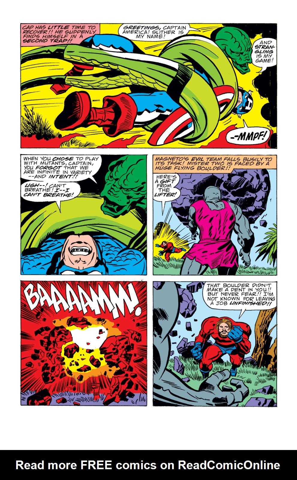Captain America (1968) _Annual 4 #4 - English 17