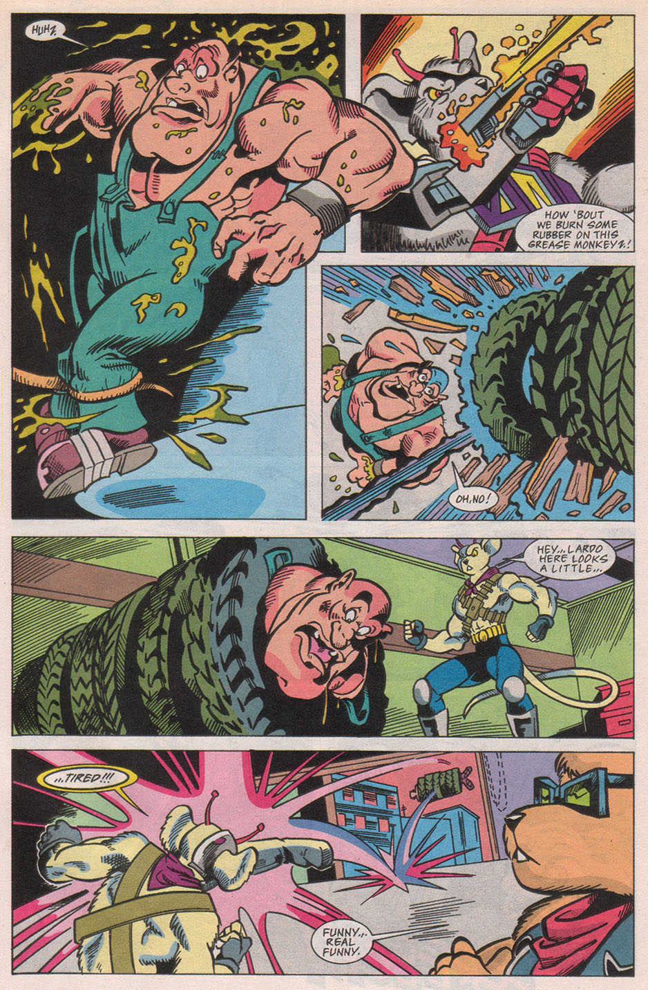 Biker Mice from Mars 1 Page 27