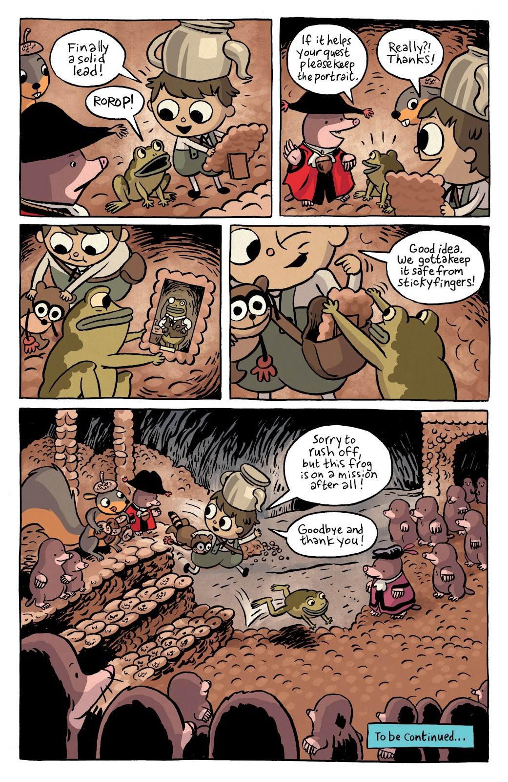 Over the Garden Wall (2016) Issue #2 #2 - English 13