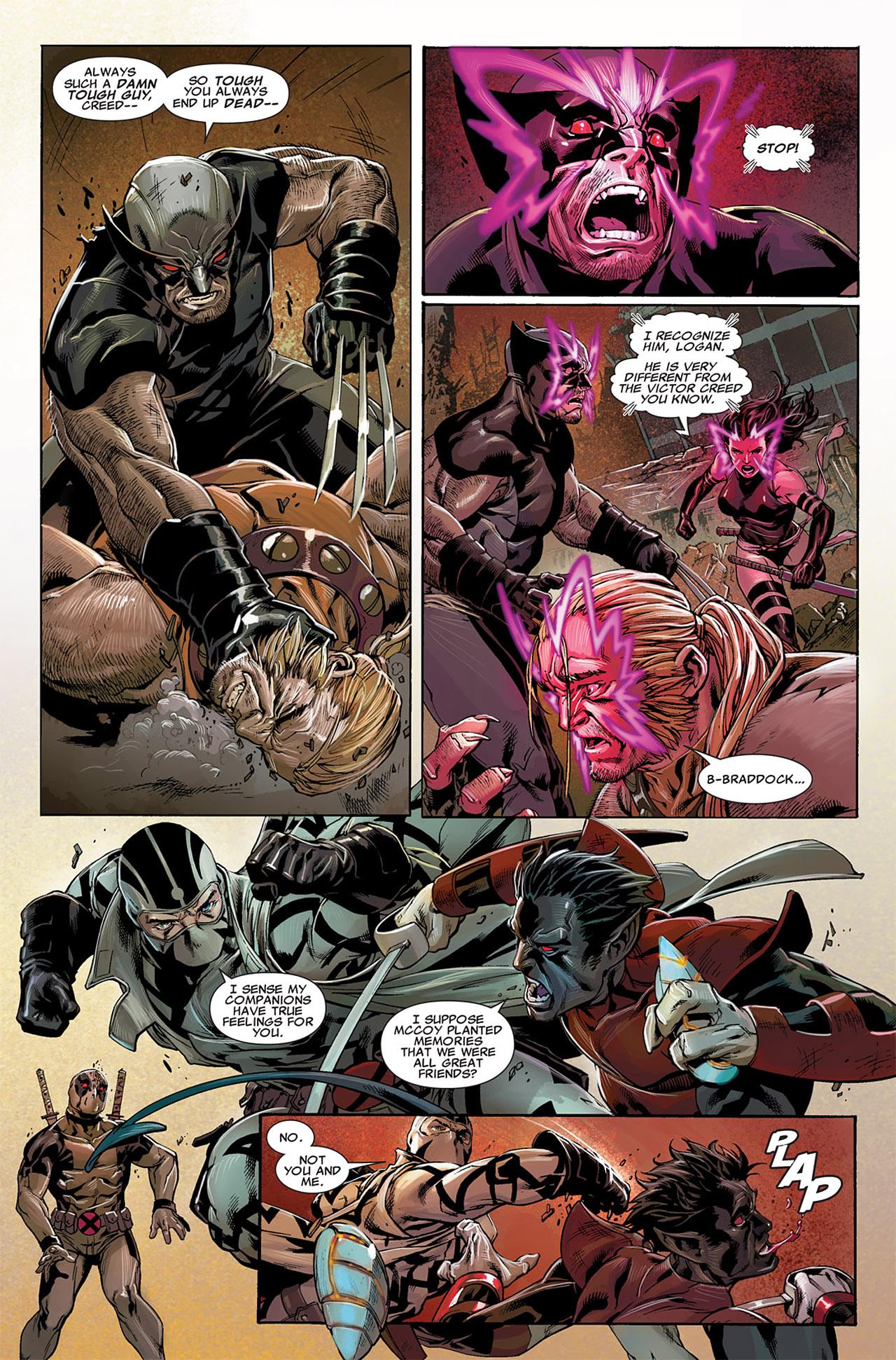 Uncanny X-Force (2010) #11 #26 - English 16