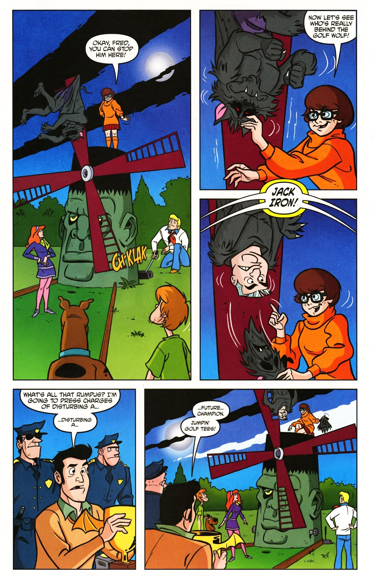 Read online Scooby-Doo (1997) comic -  Issue #144 - 17