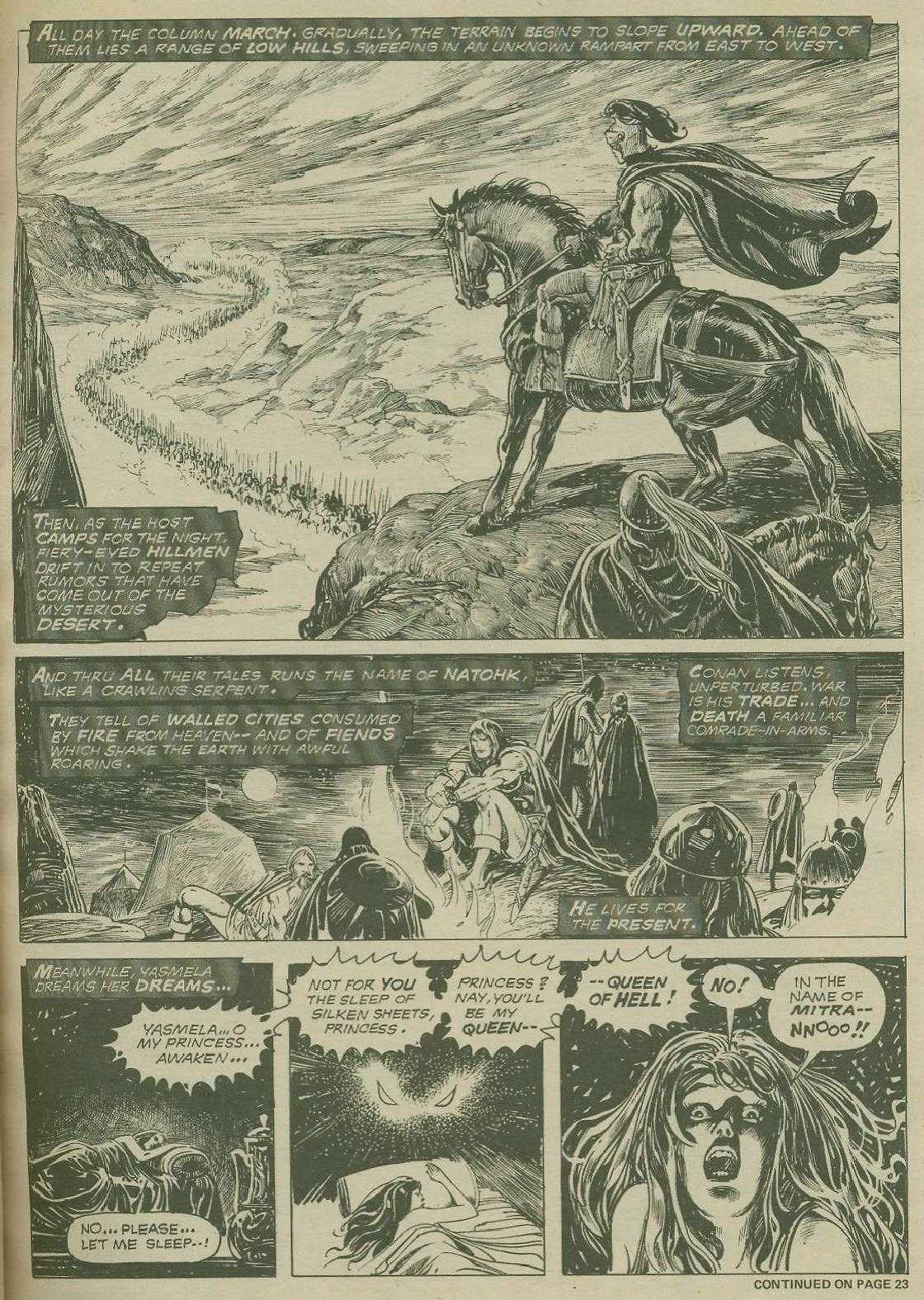 The Savage Sword Of Conan Issue #2 #3 - English 21