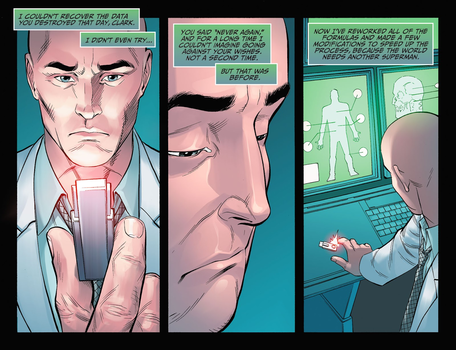 Injustice: Gods Among Us Year Four Issue #11 #12 - English 16