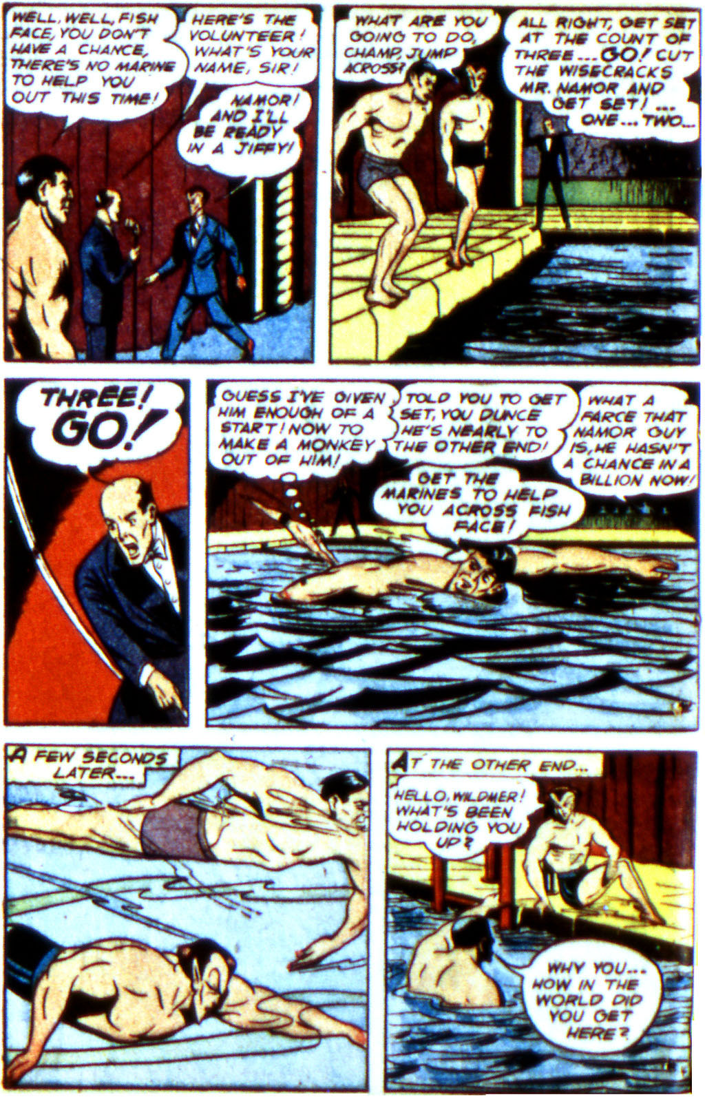Sub-Mariner Comics Issue #12 #12 - English 6