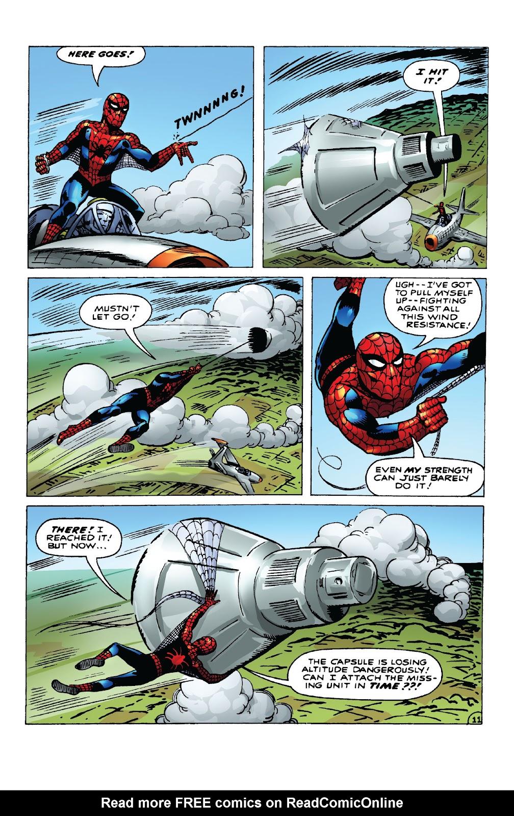 Amazing Fantasy #15: Spider-Man! Full #1 - English 26