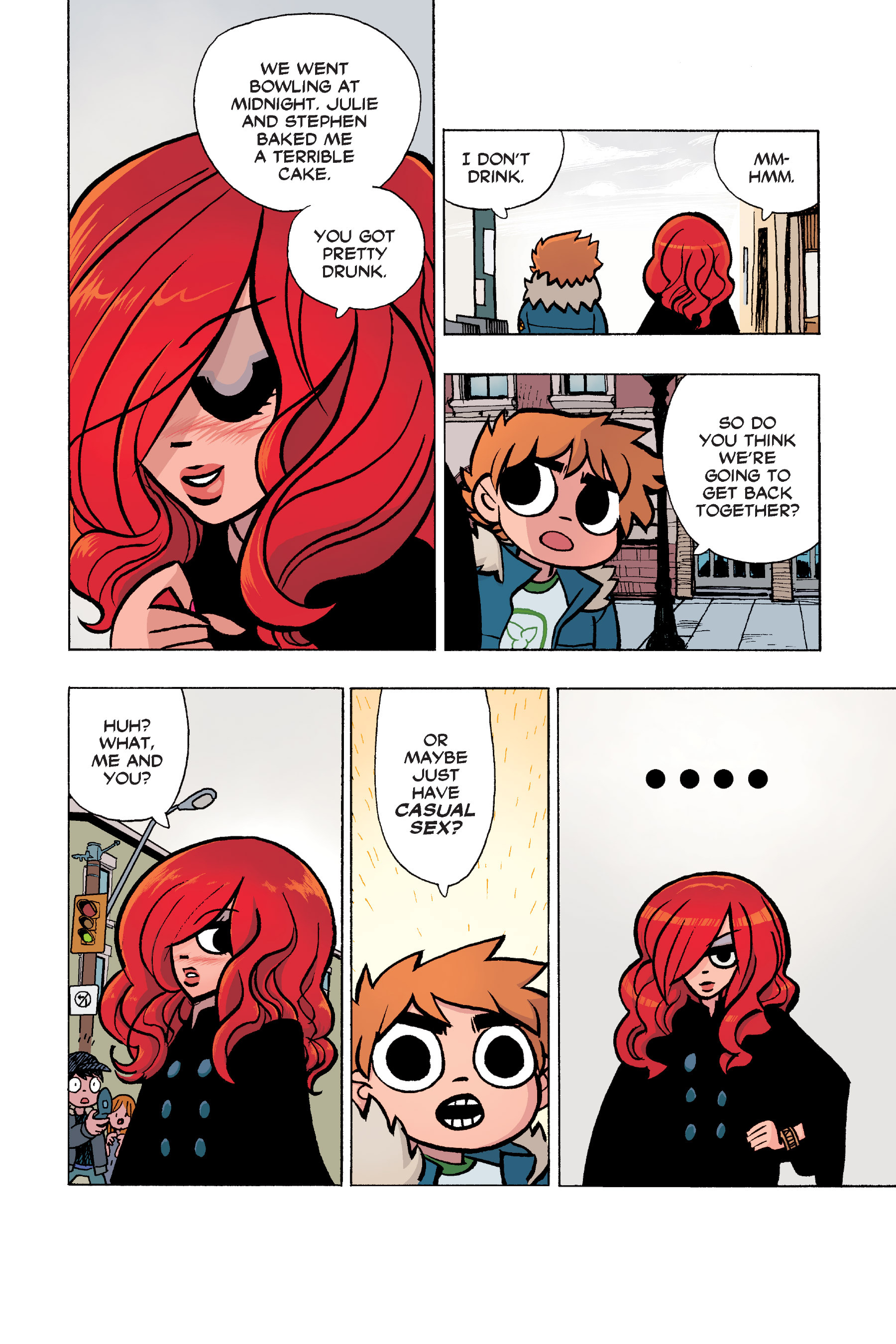 Read online Scott Pilgrim comic -  Issue #6 - 55
