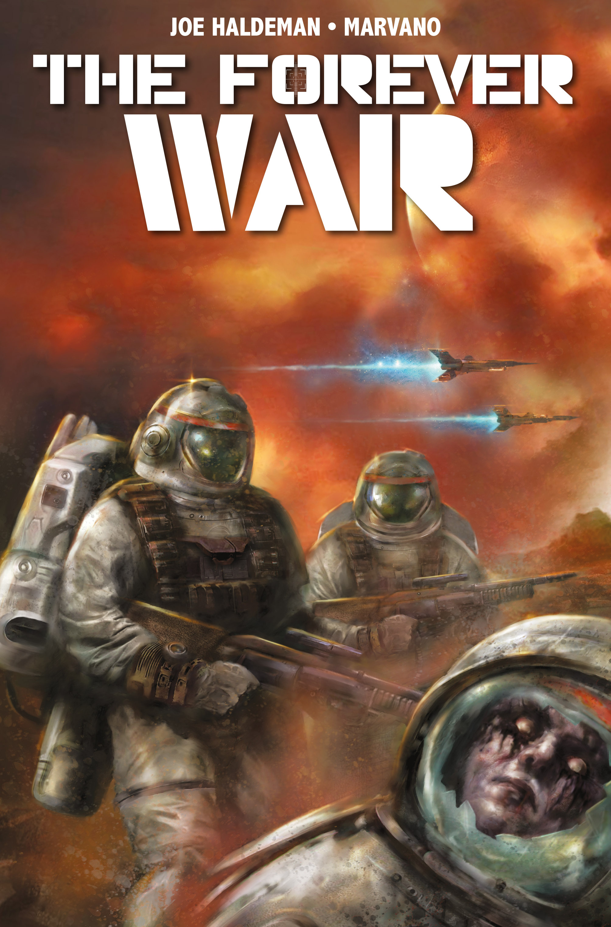 The Forever War (2017) #1 #6 - English 33