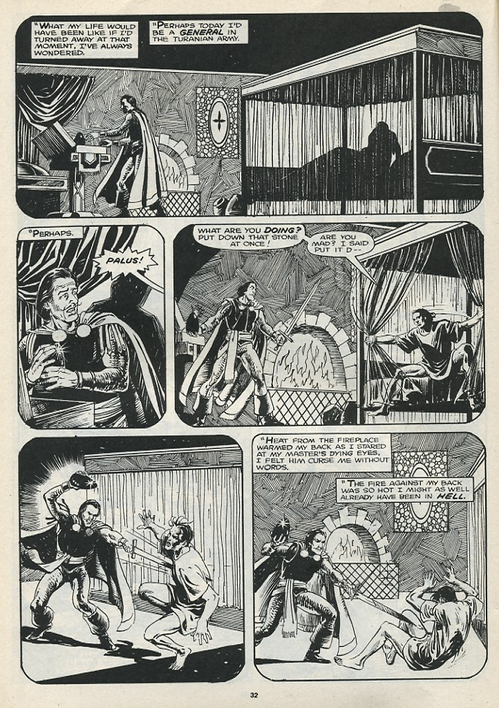 The Savage Sword Of Conan Issue #174 #175 - English 34