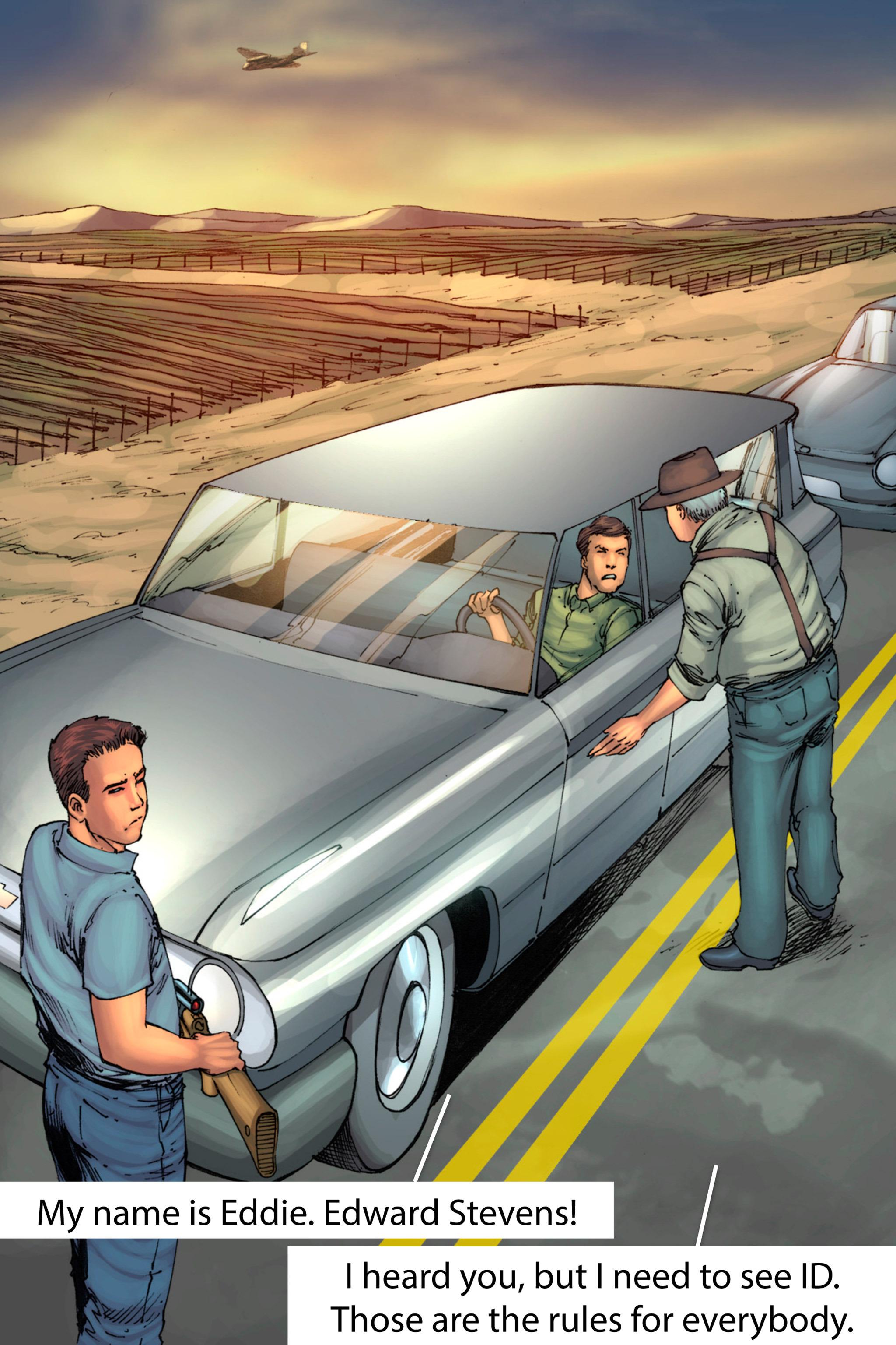 Read online Z-Men comic -  Issue #1 - 6