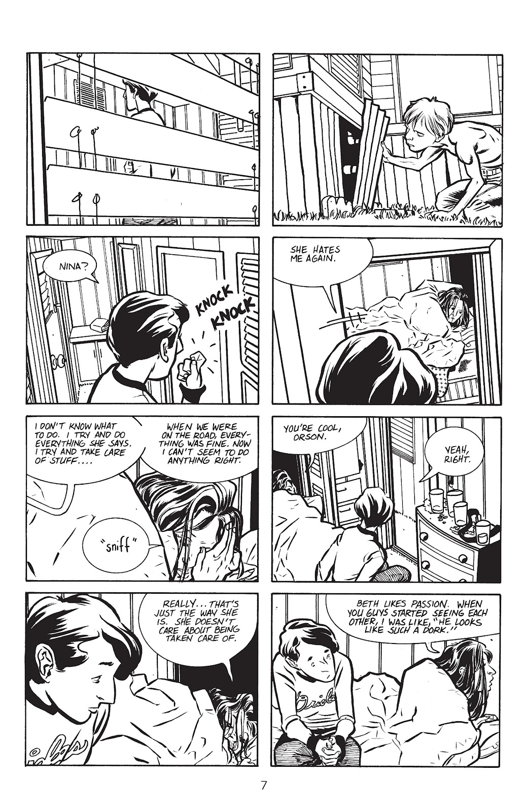 Stray Bullets Issue #8 #8 - English 9