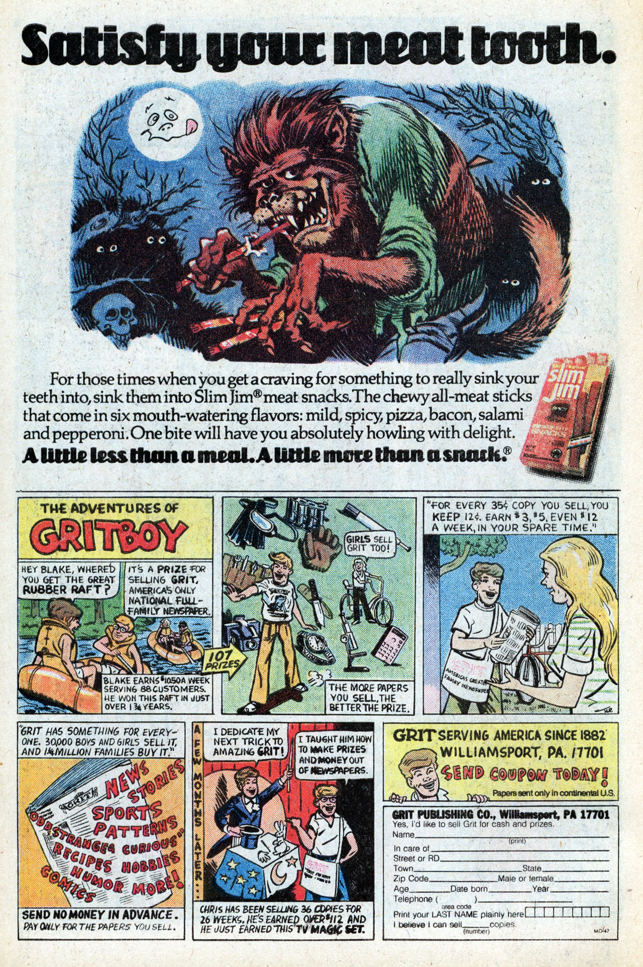 Read online Scooby-Doo (1977) comic -  Issue #5 - 6