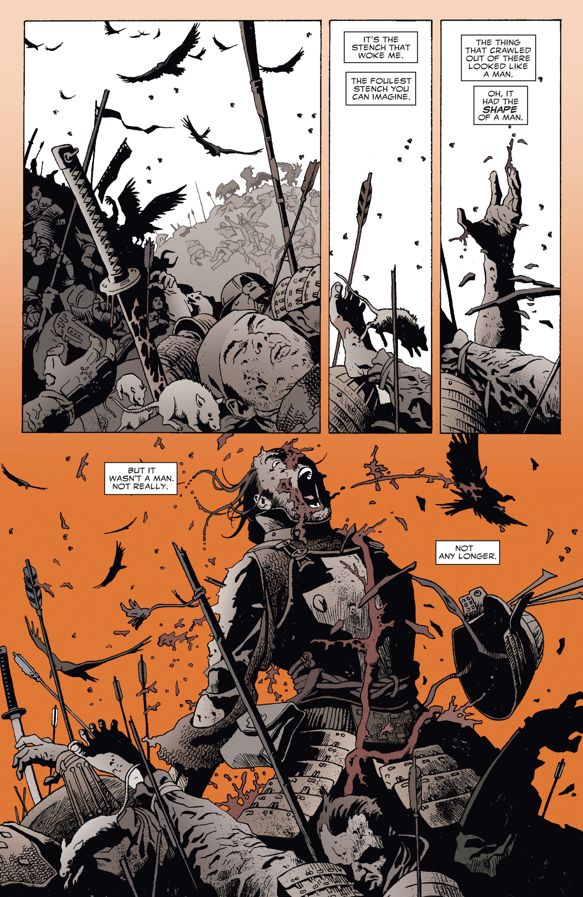 5 Ronin (2011) 5 Page 17
