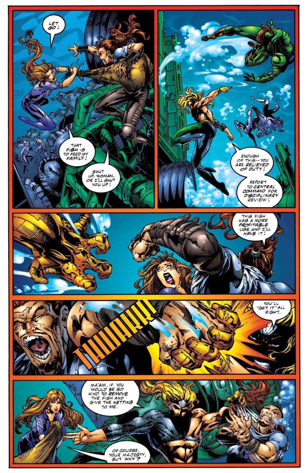 Aquaman (1994) Issue #53 #59 - English 13